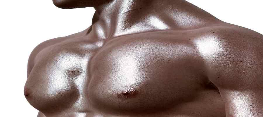 Brustmuskeln trainieren