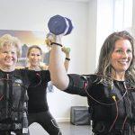 Mit Strom zum Muskelaufbau – nw.de